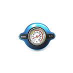 ラジエターキャップ 水温計付 開弁圧1.3(標準タイプ)