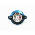 ラジエターキャップ 水温計付 開弁圧0.9(標準タイプ)